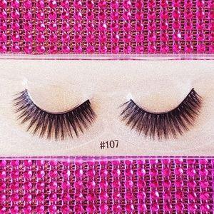 🆕️(Fancy)#107 3d Mink Lashes😍